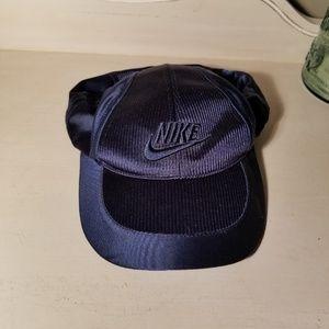 Nike Satin Navy Cap